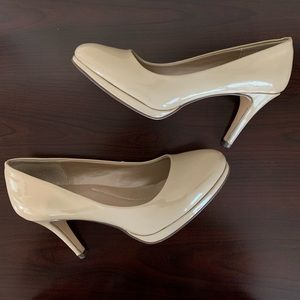 Style & Co Shoes - Style & Co nude heels